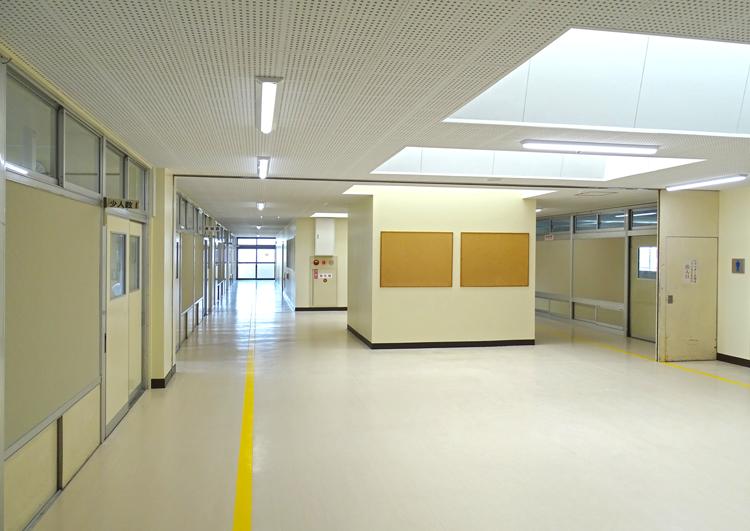 浦安市立見明川中学校改修工事設計監理業務